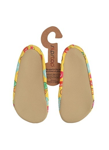 Slipstop Slipstop Mandarin Ev Ayakkabısı Renkli